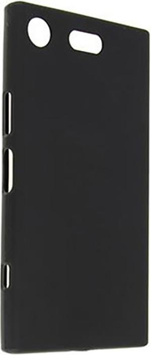 Чехол для сотового телефона GOSSO CASES для Sony Xperia XZ1 Compact TPU, 184140, черный