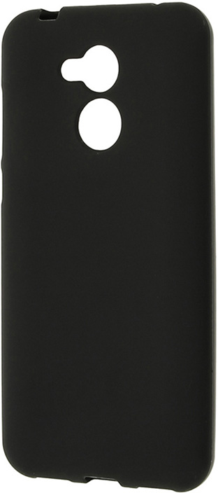 Чехол для сотового телефона GOSSO CASES для Huawei Honor 6A TPU, 190004, черный