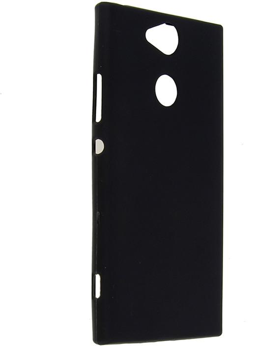 Чехол для сотового телефона GOSSO CASES для Sony Xperia XA2 TPU, 190028, черный