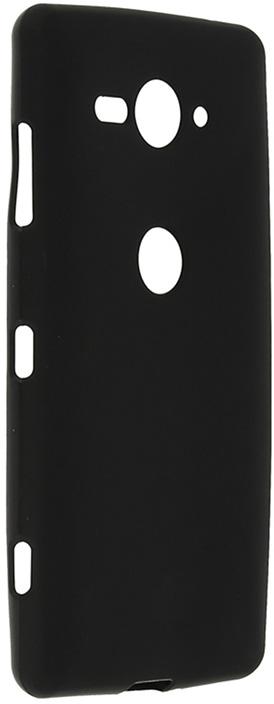 Чехол для сотового телефона GOSSO CASES для Sony Xperia XZ2 Compact TPU, 190030, черный
