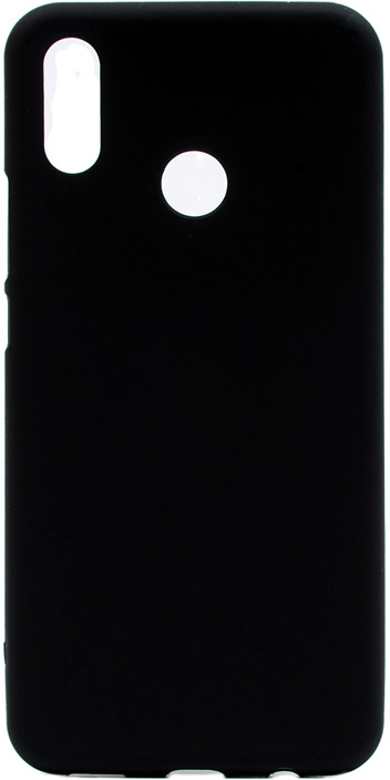 Чехол для сотового телефона GOSSO CASES для Huawei Nova 3i / P Smart Plus TPU, 198680, черный