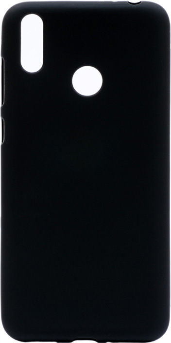 Чехол для сотового телефона GOSSO CASES для Huawei Honor 8C TPU, 201021, черный