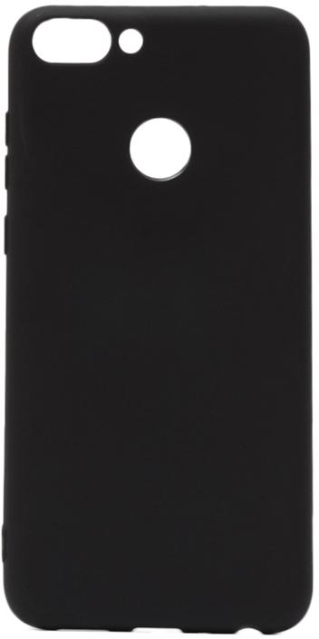 Чехол для сотового телефона GOSSO CASES для Huawei P Smart Soft Touch, 186902, черный чехол для сотового телефона gosso cases для huawei honor 7x soft touch 201910 черный