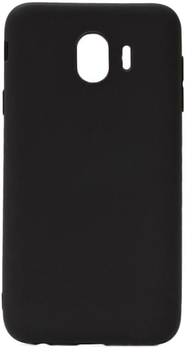 Чехол для сотового телефона GOSSO CASES для Samsung Galaxy J4 (2018) Soft Touch, 186949, черный