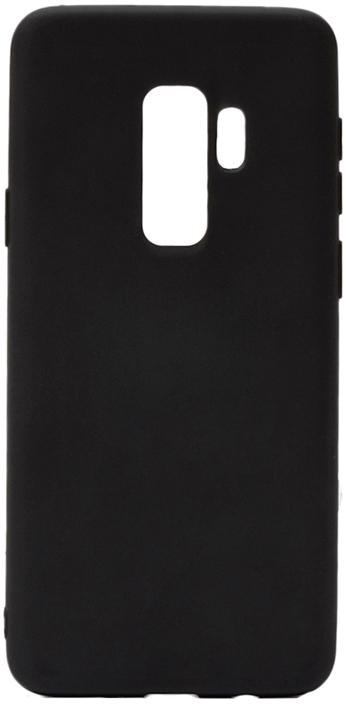 Чехол для сотового телефона GOSSO CASES для Samsung Galaxy S9 Plus Soft Touch, 186957, черный