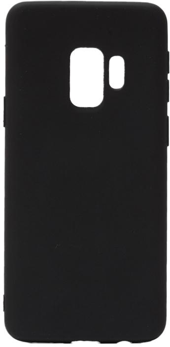 Чехол для сотового телефона GOSSO CASES для Samsung Galaxy S9 Soft Touch, 186961, черный