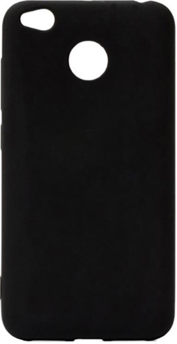 Чехол для сотового телефона GOSSO CASES для Xiaomi Redmi 4X Soft Touch, 187873, черный