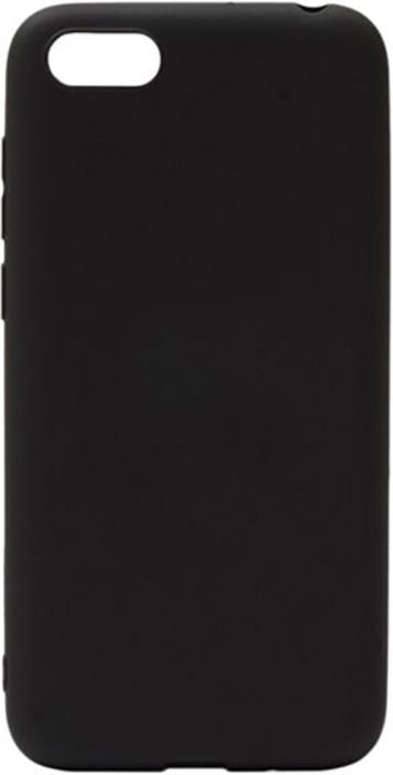 Чехол для сотового телефона GOSSO CASES для Huawei honor 7A / Y5 Prime (2018) Soft Touch, 189917, черный чехол для сотового телефона gosso cases для huawei honor 7x soft touch 201910 черный