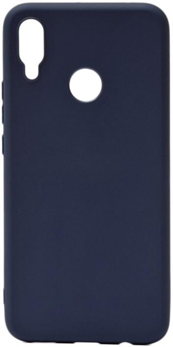 Чехол для сотового телефона GOSSO CASES для Huawei Nova 3i Soft Touch, 191704, темно-синий