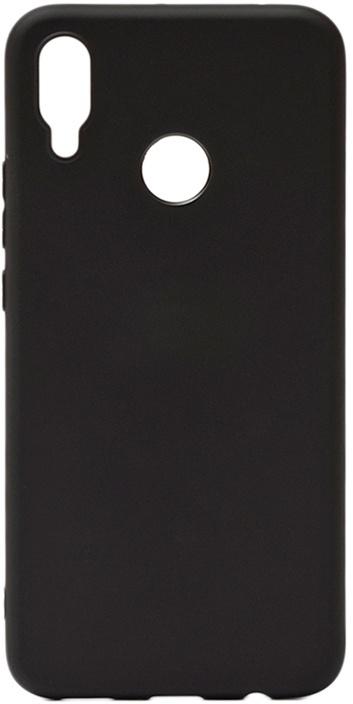 Чехол для сотового телефона GOSSO CASES для Huawei Nova 3i Soft Touch, 191705, черный чехол для сотового телефона gosso cases для huawei honor 7x soft touch 201910 черный