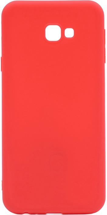 Чехол для сотового телефона GOSSO CASES для Samsung Galaxy J4+ Soft Touch, 198697, красный