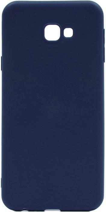 Чехол для сотового телефона GOSSO CASES для Samsung Galaxy J4+ Soft Touch, 198698, темно-синий