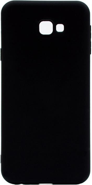 Чехол для сотового телефона GOSSO CASES для Samsung Galaxy J4+ Soft Touch, 198699, черный