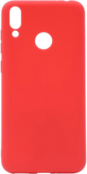Чехол для сотового телефона GOSSO CASES для Huawei Honor 8C Soft Touch, 199027, красный чехол для сотового телефона gosso cases для huawei honor 7x soft touch 201910 черный