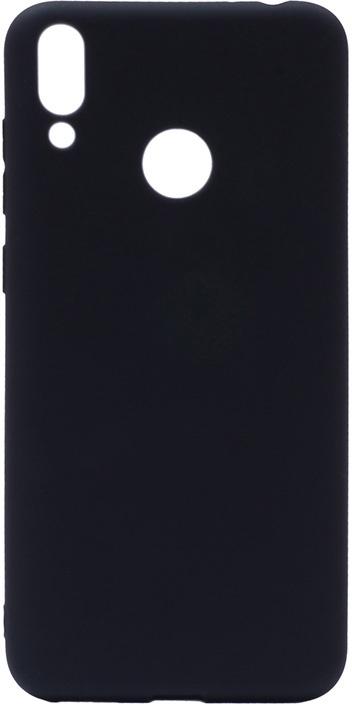 Чехол для сотового телефона GOSSO CASES для Huawei Honor 8C Soft Touch, 199029, черный чехол для сотового телефона gosso cases для huawei honor 7x soft touch 201910 черный