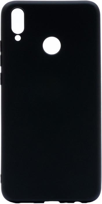 Чехол для сотового телефона GOSSO CASES для Huawei Honor 8X Soft Touch, 201025, черный