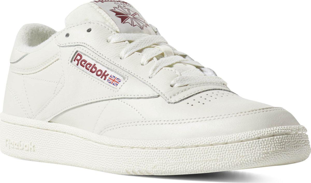 Кроссовки Reebok Club C 85 Mu кроссовки для активного отдыха мужские reebok club c 85 mu цвет черный cn6902 размер 45 11 5