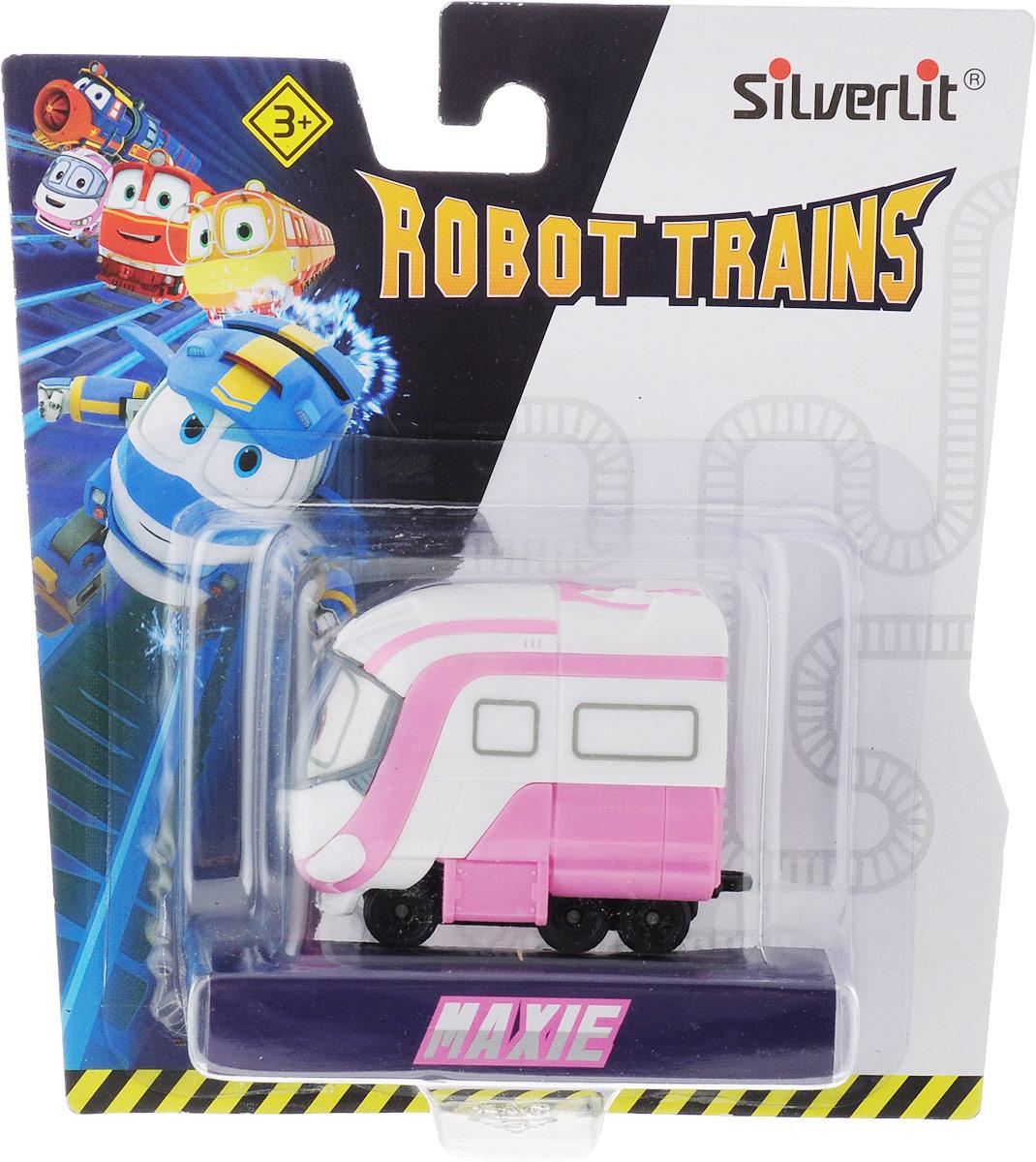 Паровозик Robot Trains