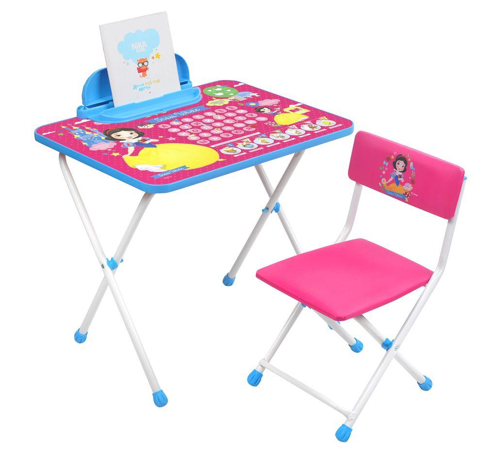 Набор детской мебели НИКА Комплект детский Disney1 Белоснежка, Д1БК-М, Д1БК-М