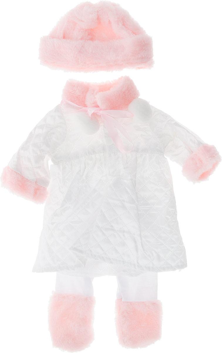 Одежда для кукол Junfa Toys, BLC34. белый