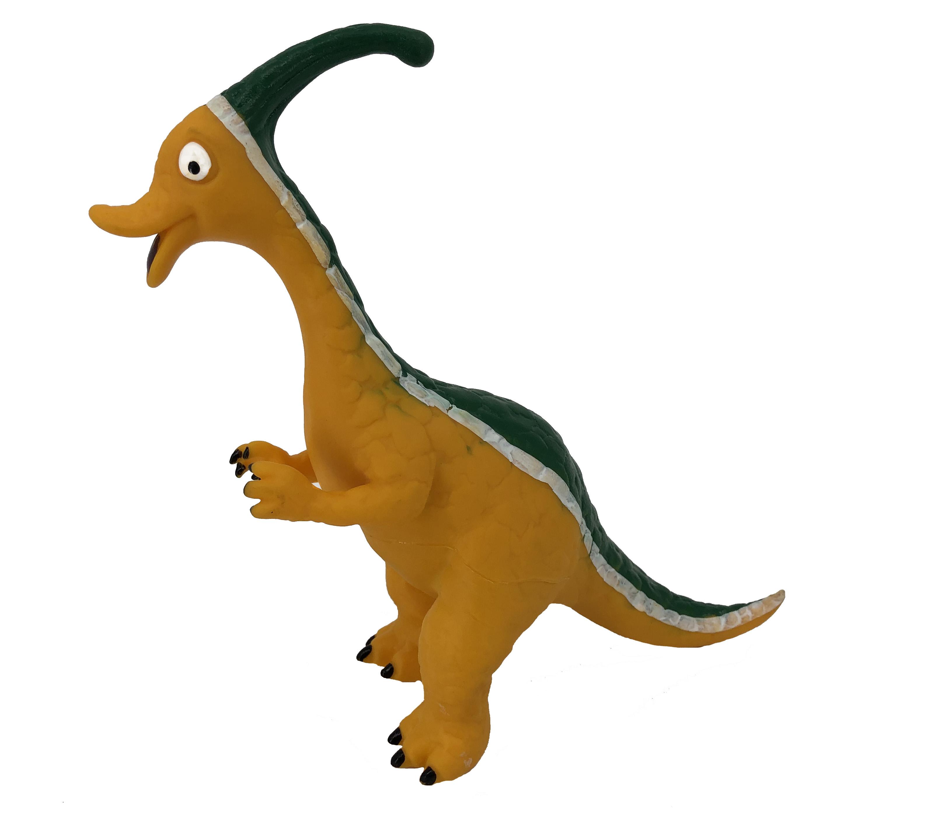 Фигурка АБВГДЕЙКА Динозавр Паразауролоф