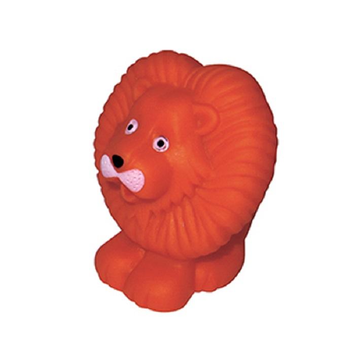 Игрушка для ванной ПОМА Игрушка Львенок, 1 шт. , LION игрушка для ванной пома игрушка с пищалкой бычок 1 шт 12 3519