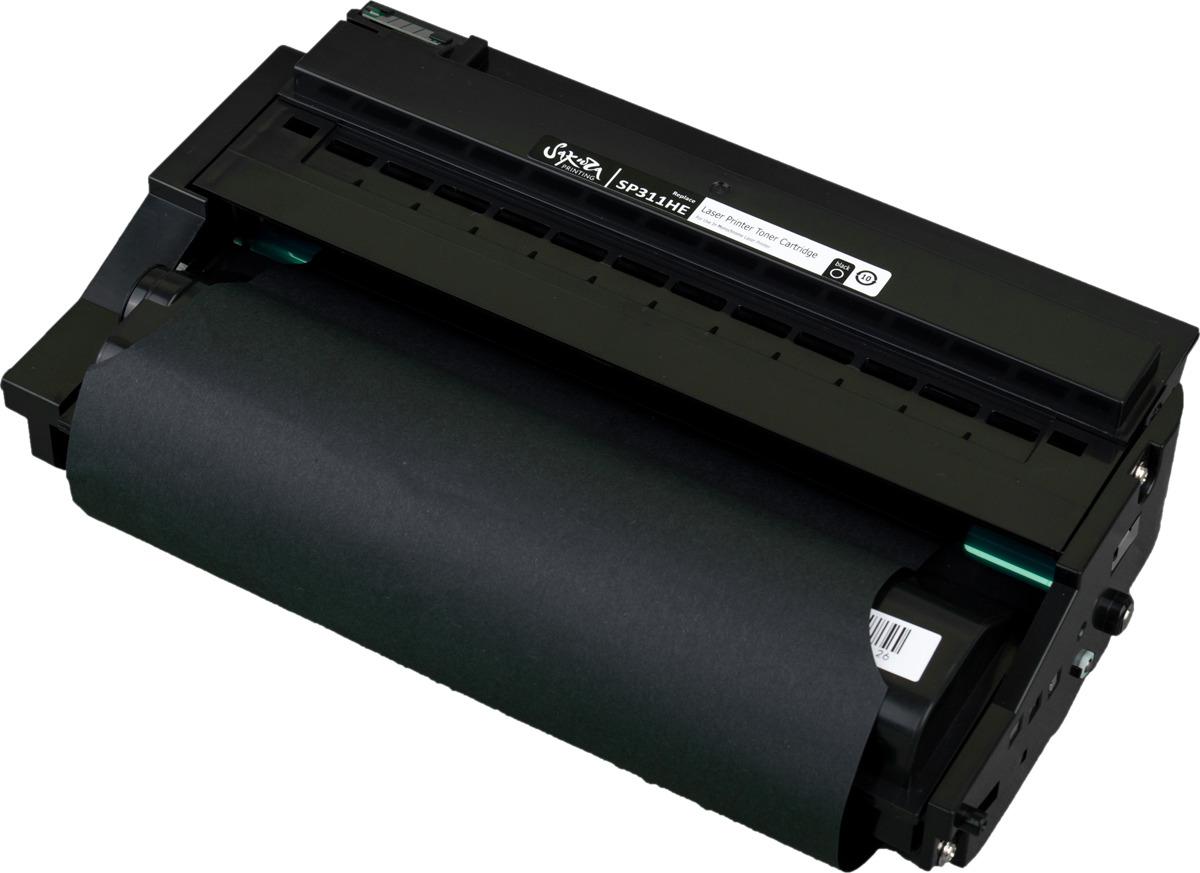 Картридж Sakura SP311HE для Ricoh Aficio 311DN/ 311DNW, SP311SFN/ 311SFNW/ 325SFNw/ 325SNw, черный