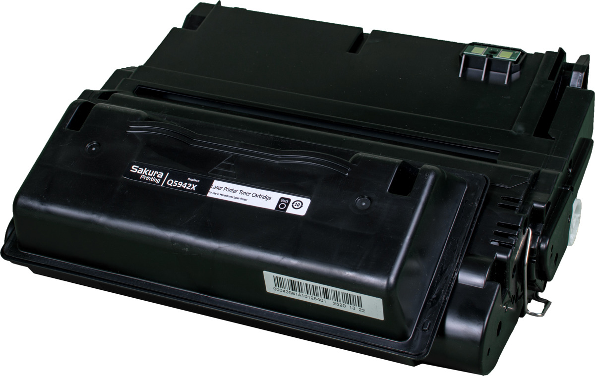 Картридж Sakura Q5942X для HP LaserJET 4200/4300/4240/4240N/4250/4350/4345Series, черный