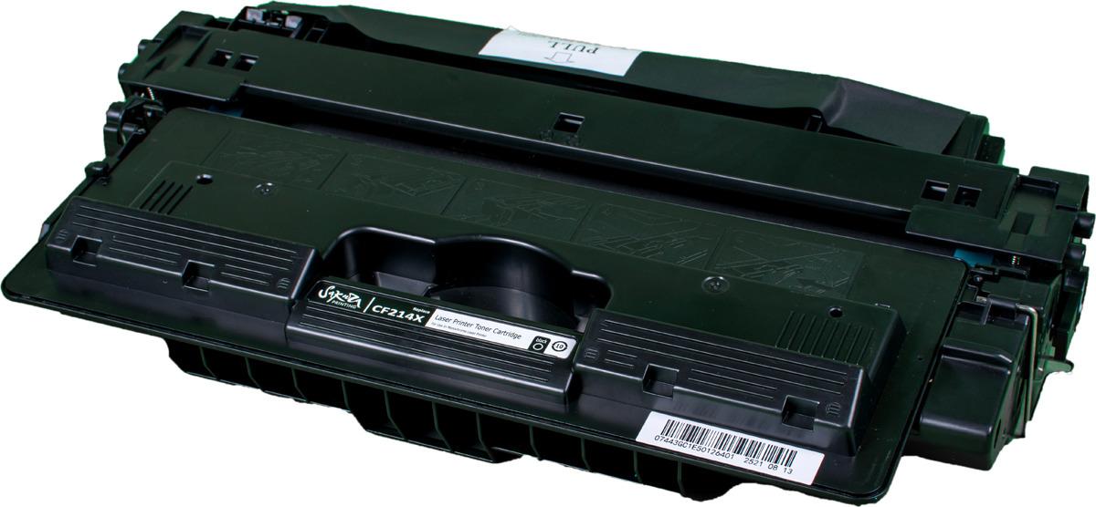 Картридж Sakura CF214X для HP Laserjet Enterprise 700 M712n/dn/M725, черный