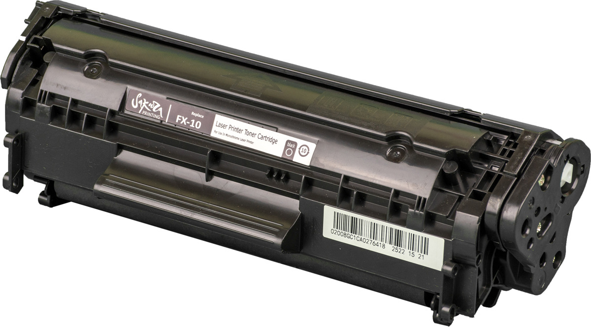 Картридж Sakura FX10 для Canon i-SENSYS MF 4000/4100/4200/4300/4600, PC-D 440/450, FAX-L95/100/120/140/160, черный