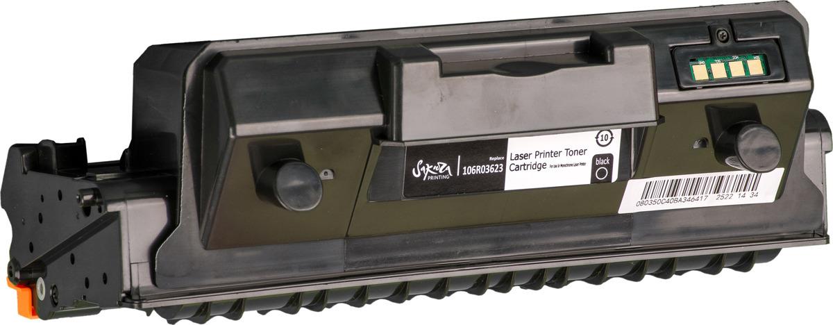 Картридж Sakura 1106R03623 для Xerox Phaser-3330, WC-3335/3345, черный
