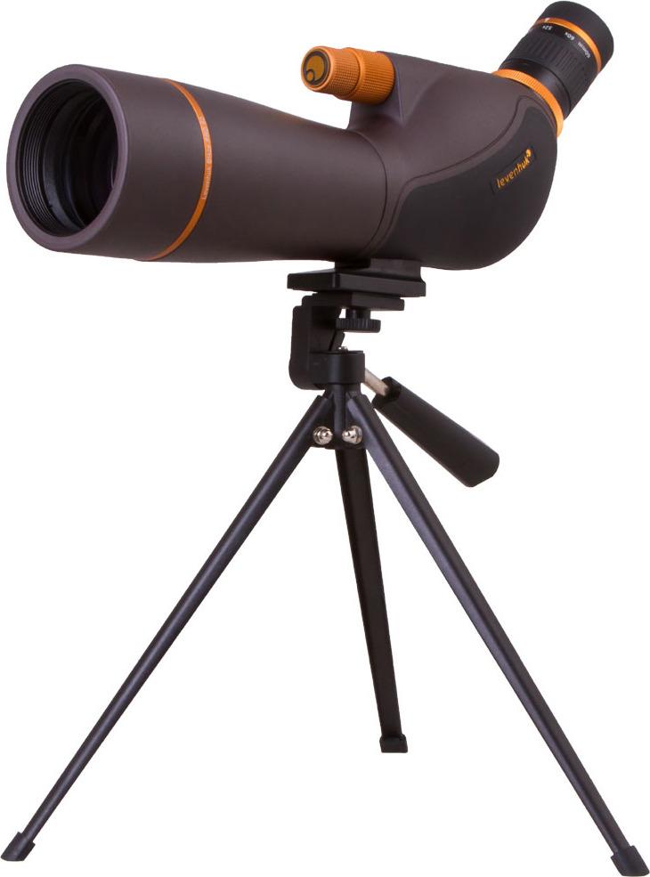 лучшая цена Зрительная труба Levenhuk Blaze Pro 60, черный