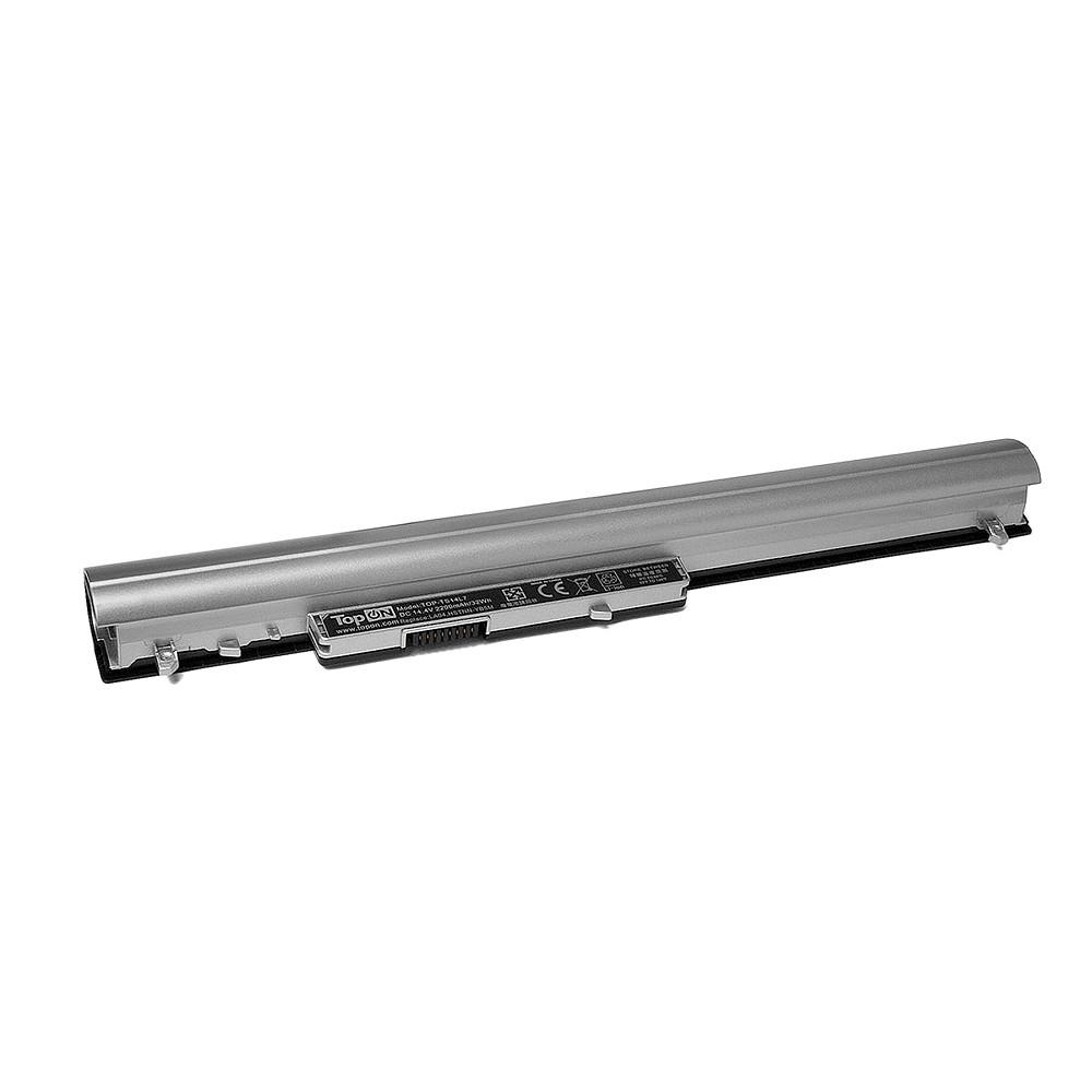 Аккумулятор для ноутбука TopON HP Pavilion G14, 14, 15, 16, ProBook 340 G1, 350 G1, 350 G2, 355 G2. 14.4V 2200mAh 32Wh. PN: HSTNN-UB5M, TPN-Q129., TOP-TS14L7