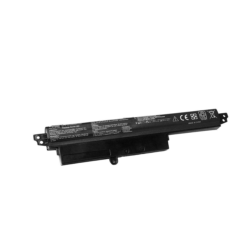 Аккумулятор для ноутбука TopON Asus X200CA, X200LA, X200MA, VivoBook F200CA. 11.1V 2200mAh 24Wh. PN: A31N1302, A31LM2H., TOP-X200CA аккумулятор для ноутбука asus x200ca x200la x200ma vivobook f200ca series 11 1v 2200mah 24wh a