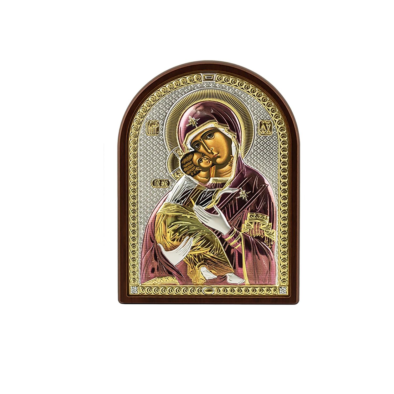 Икона Влад. Божья Матерь (4,5*6,5) - иконы