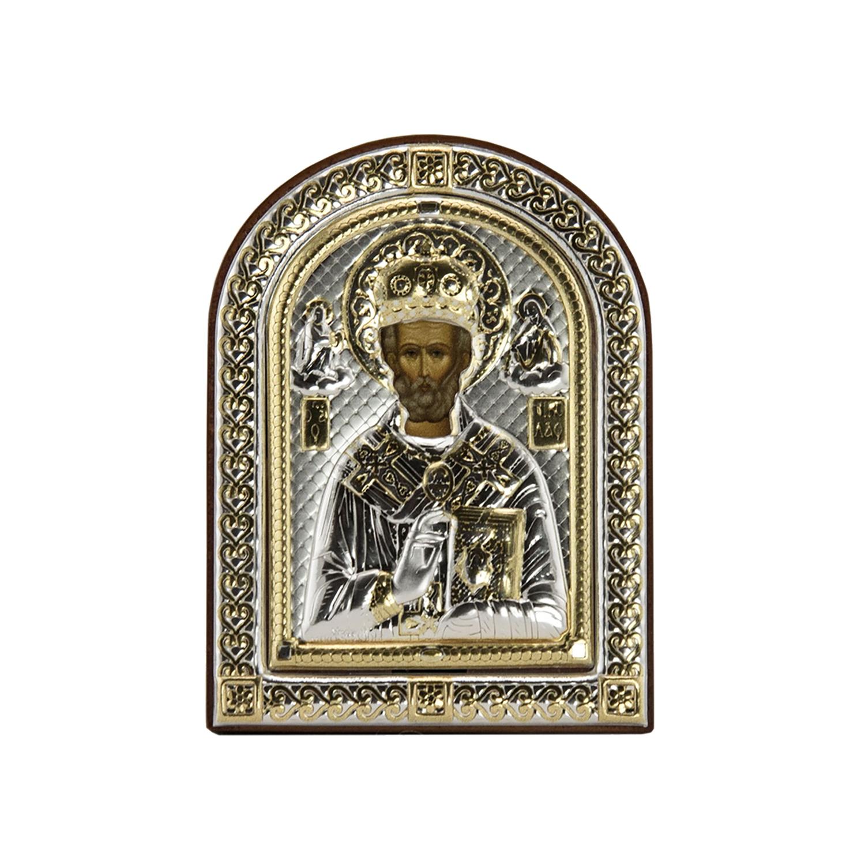 Икона Св Николай Чудотворец (9.5*13) - иконы