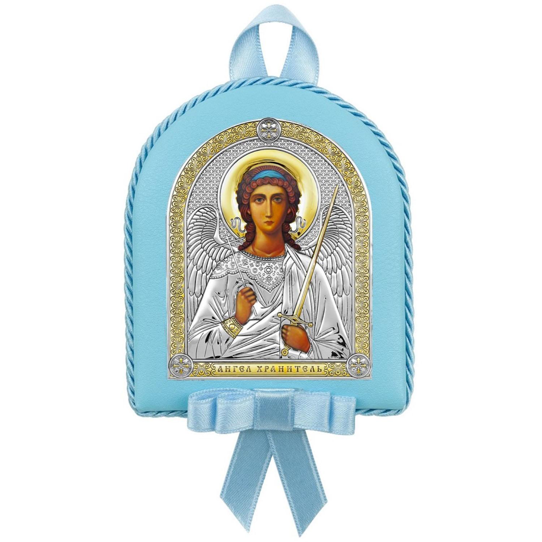 Фото - Икона АргентА Икона детская Ангел Хранитель гол. (7,5*9,5) -, 6407 OC иконы