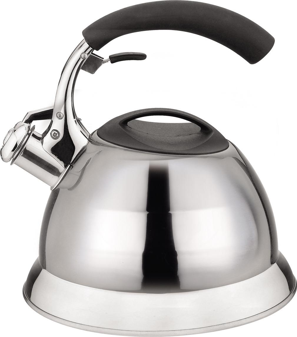 Чайник Maestro, MR-1314, серебристый, 3 л термос maestro mr 1633 75 серебристый 0 75 л