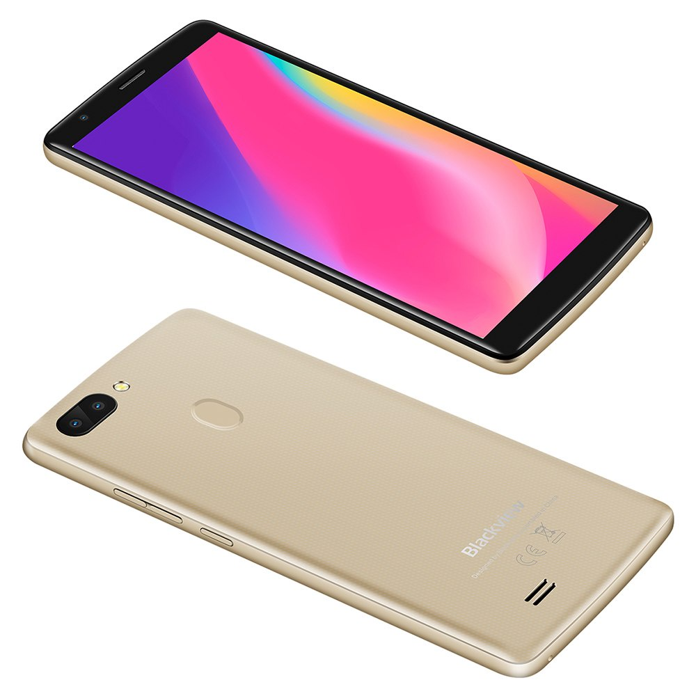 Смартфон Blackview A20 PRO GOLD 16 GB, золотой смартфон blackview rud001 204670 02