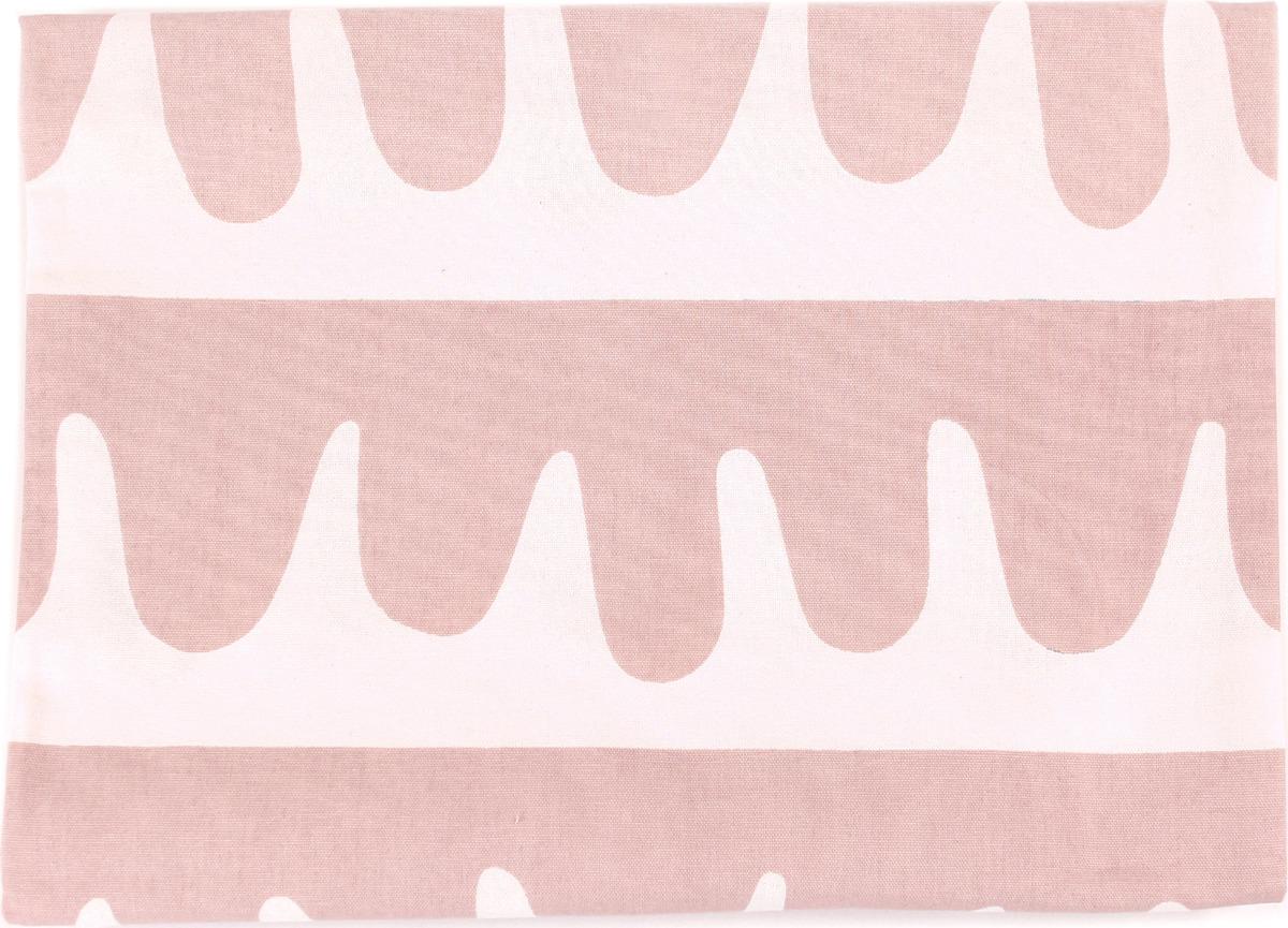 Штора для ванной Tkano Cuts&Pieces Popple, TK18-SC0003, пыльная роза, 180 х 200 смTK18-SC0003Штора для ванной Popple – это товар, не имеющий аналогов на российском рынке. Изделие выполнено из натурального хлопка – гипоаллергенного дышащего материала, который, в отличие от полиэстера, хорошо пропускает воздух. Абстрактный рисунок органично впишется в любое оформление ванной комнаты, добавив в интерьер тонкую нотку футуризма. Специальная двухсторонняя водоотталкивающая пропитка способствует длительному сроку службы. ! Максимальная температура стирки 30? C Гладить при максимальной температуре 110? C с изнаночной стороны ! Барабанная сушка запрещена ! Не отбеливать ! Сухая чистка запрещена