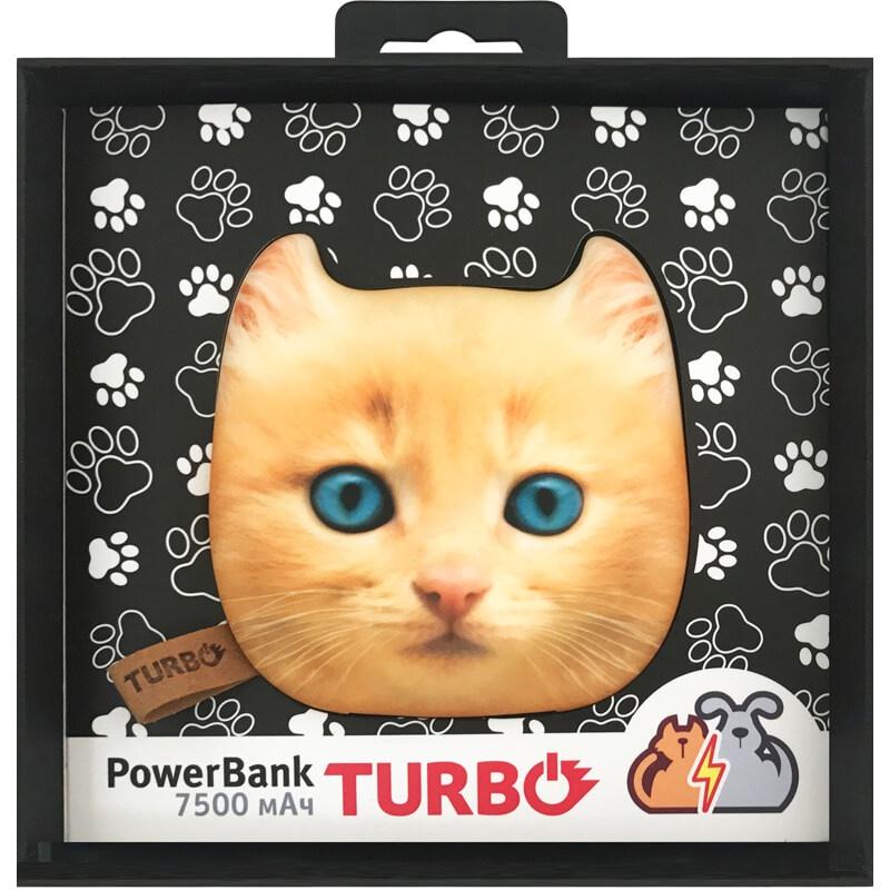 Turbo PowerBank Кошка