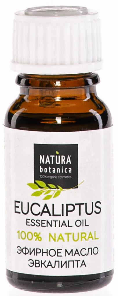 Эфирное масло Natura Botanica Эвкалипт натуральное ars арс эфирное масло эвкалипт 10 мл