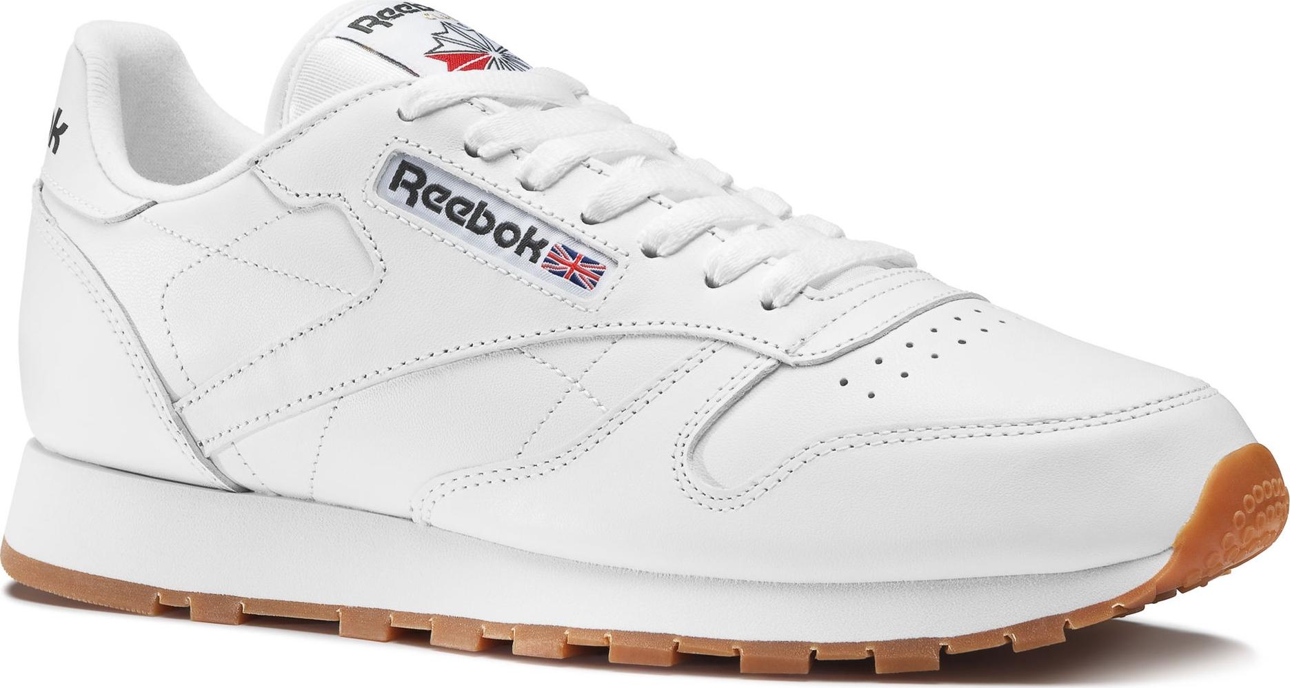 Кроссовки Reebok Cl Lthr кроссовки женские reebok cl lthr цвет бежевый cn5467 размер 36 6