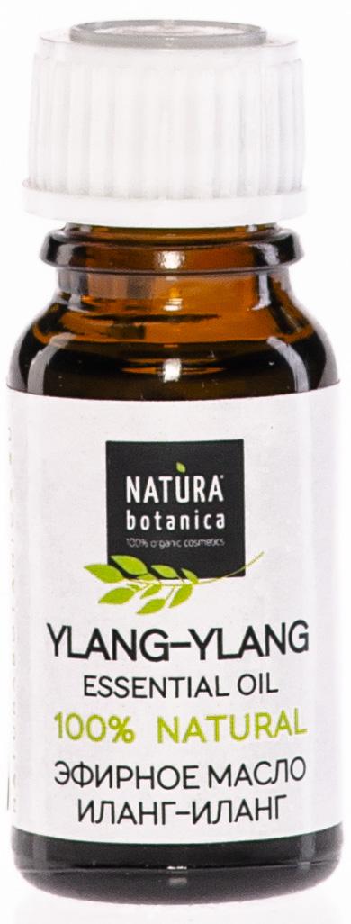 Эфирное масло Natura Botanica Иланг-Иланга натуральное 10 мл huilargan эфирное масло иланг иланг 10 мл