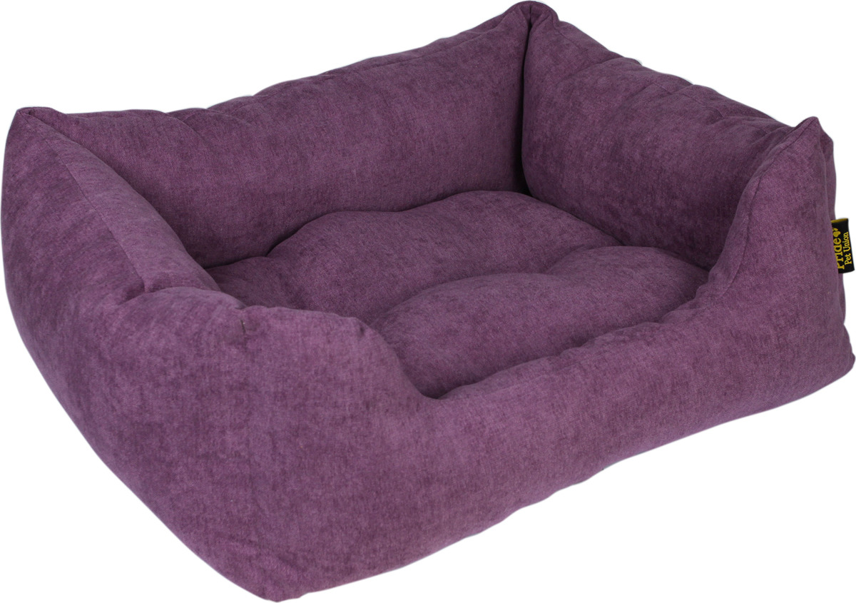 """Лежак для животных Pride """"Резот"""", фиолетовый"""