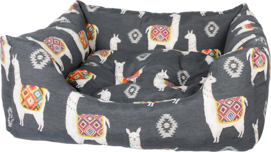 Лежак для животных Pride Лама, 10012681, 60 х 50 х 18 см