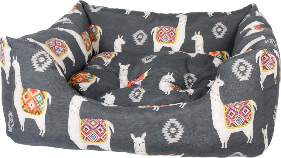 """Лежак для животных Pride """"Лама"""", 10012682, 70 х 60 х 23 см"""