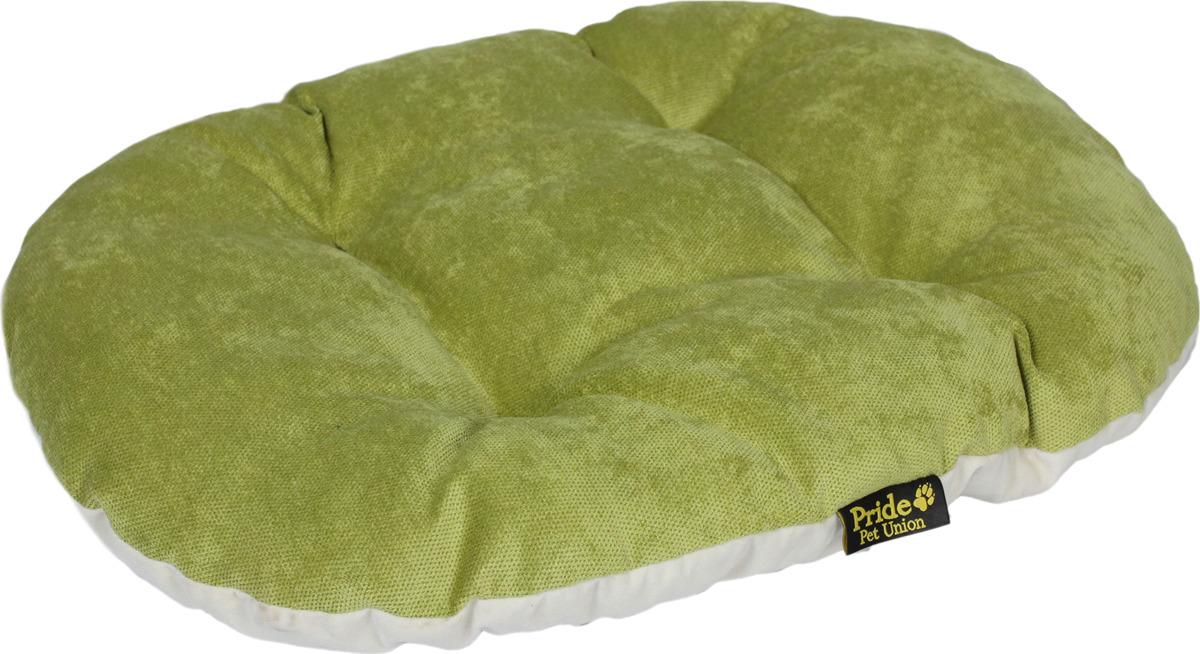 """Матрас для животных Pride """"Баунти"""", 10021501, зеленый, 43 х 34 см"""