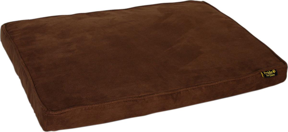 "Матрас для животных Pride ""Ранчо"", 10022261, коричневый, 60 х 50 х 23 см"