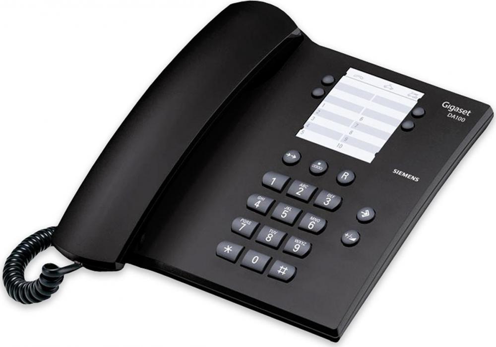 проводной телефон Gigaset DA 100 RUS